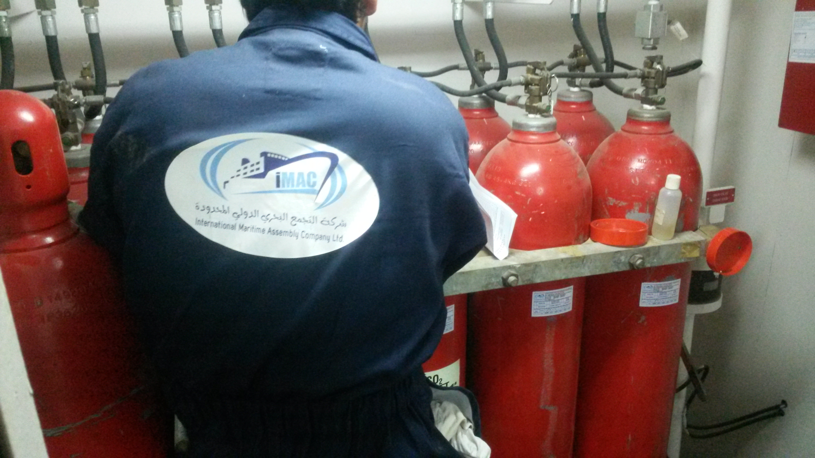 Authorized Fire Fighting Equipment Services Imac